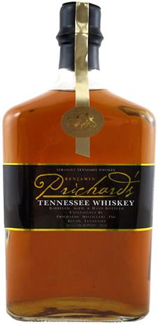 Prichards Whiskey Tennesee